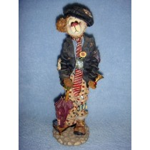 "|Honker T. Flatfoot Clown - 7"" Resin"