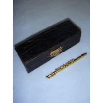 " Instrument - Piccalo - 3 1_2"" Brass"