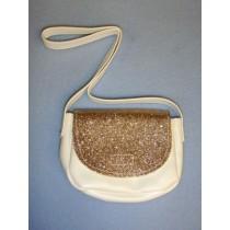 |Ivory Cross-Body Bag
