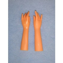 "|Lady Hands - 3 3_4"" - 12 pair"