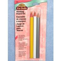 |Marking Pencil Set of 3