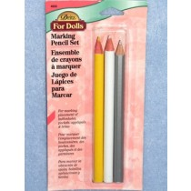 |Marking Pencil Set of 3