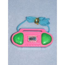 |Mini - Boom Box - Plays Tune