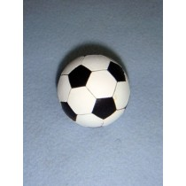 |Miniature Soccer Ball - 1 1_2""