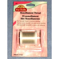 |Monofilament Thread - 300 yds
