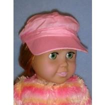 "|Newsboy Cap for 18"" Doll"