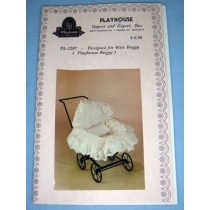 |Pattern - Cloth Buggy Cover