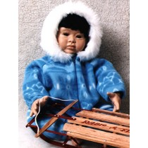  Pattern - Snowbird - Fleece Suit