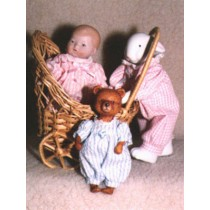 """ Pattern - Tiny Babies 6"""" to 8"""""""