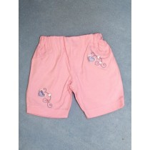 "|Pink Capris - 19"" Doll"