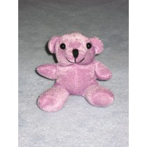 "|Plush Bear - 3"" - Assorted Colors"