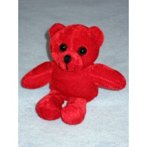 "|Plush Bear - 7"" - Assorted Colors"