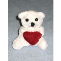 |Plush Bear w_Heart