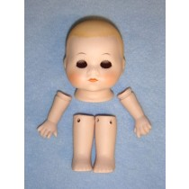 |Porcelain - Baby Scott - 3""