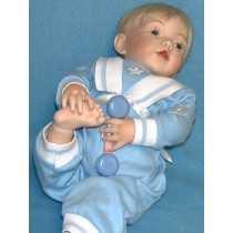 |Porcelain Punkin Head, Hands,Feet