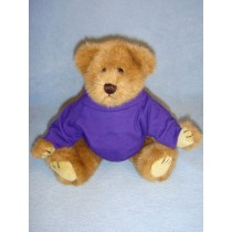 "|Purple T-Shirt for 12"" Bear"