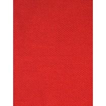 |Red Golf Knit Fabric - 1 yd