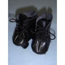 "|Roller Skates - 3"" Black"