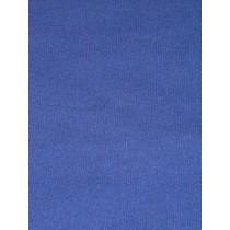 |Royal Blue Knit Fabric - 1 yd