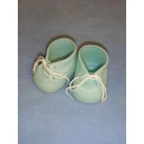 "|Shoe - Baby Hard Vinyl - 3"" Blue"