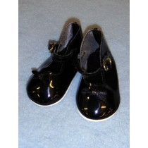 "|Shoe - Mary Jane - 3 1_4"" Black"
