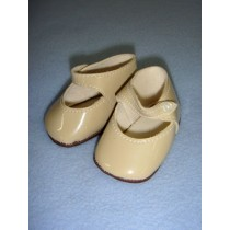 "|Shoe - Mary Jane New Style - 2 7_8"" Beige"