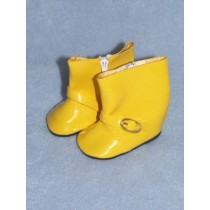 "|Shoe - Rain Boot - 3"" Yellow"