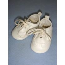 "|Shoe - Tennis - 2 7_8"" White"