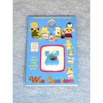  WC Child Outfit - Light Blue Dress w_Fish