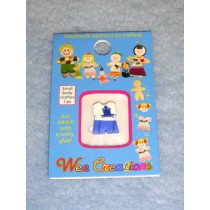 |WC Child Outfit - White Top w_Tugboat & Blue Pants