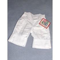 "|White Denim Jeans 19-21"" Dolls"