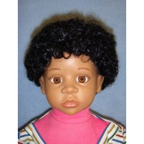 "|Wig - Afro - 7-8"" Black"