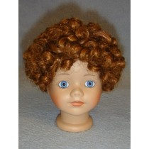 "|Wig - All-Over Curls_Clown - 10"" Brown"