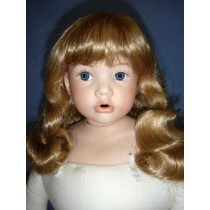 "|Wig - Andrea - 8-9"" Blond"