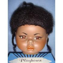 " Wig - Anisah - 13-14"" Black"