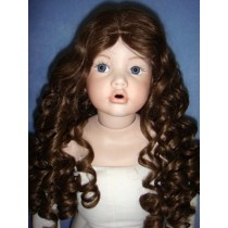 "|Wig - April - 8-9"" Light Brown"