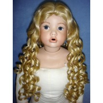 "|Wig - April - 8-9"" Pale Blond"