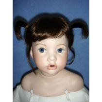 "|Wig - Baby Bailey - 8""-9"" Light Brown"