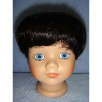 "|Wig - Baby_Boy - 7-8"" Black"
