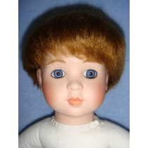 "|Wig - Baby Boy - 7-8"" Chestnut"