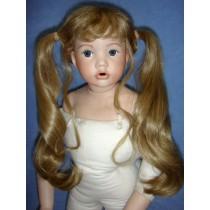 "|Wig - Bailey - 8-9"" Blond"