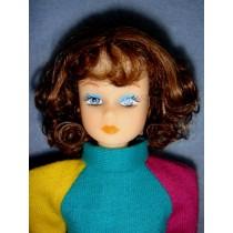 "|Wig - Barbie - 4"" Auburn"