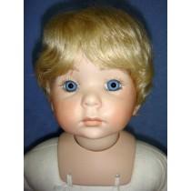 "|Wig - Bob - 8-9"" Pale Blond"