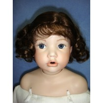 "|Wig - Breanna - 8-9"" Light Brown"