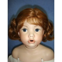 "|Wig - Breanna - 8-9"" Light Strawberry"