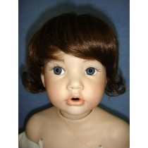 "|Wig - Brenda - 10-11"" Light Brown"