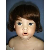 "|Wig - Brenda - 6-7"" Light Brown"