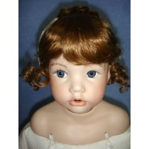 "|Wig - Brittany (Playhouse) - 10-11"" Strawberry"