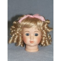 "|Wig - Charmaine - 13.5"" Pale Blond"