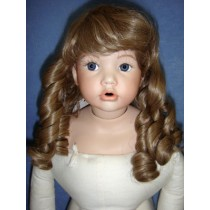 "|Wig - Connie - 8-9"" Blond"